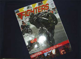 fighters september 2006